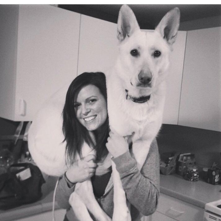 dog walker Jami