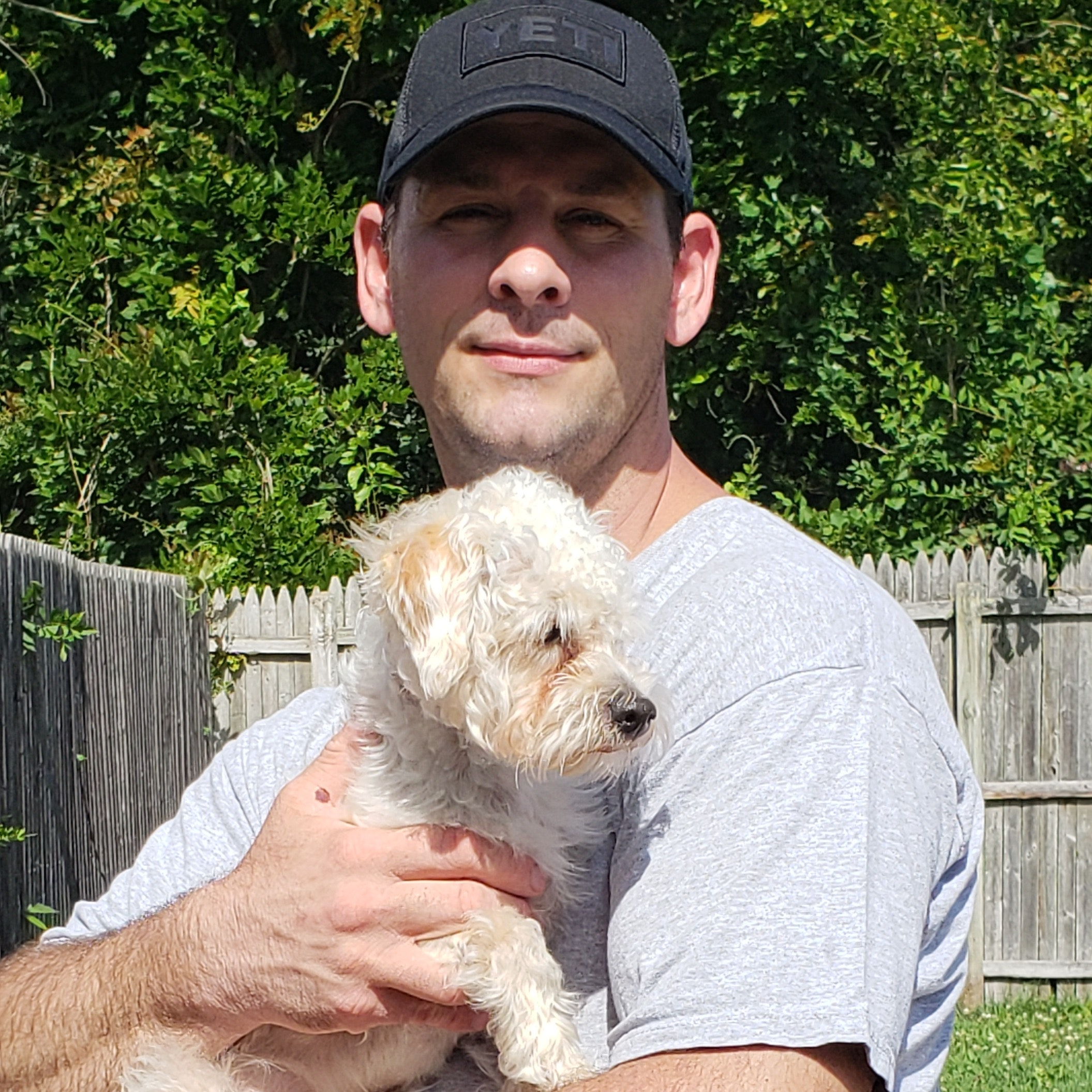 pet sitter Paul & Liliana
