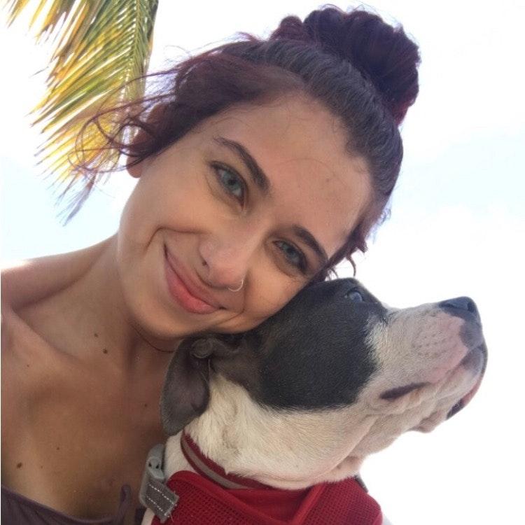 dog walker Lynette