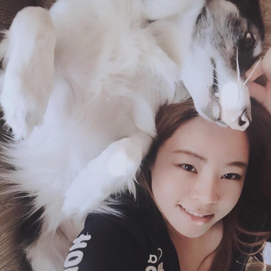 Eunbin's dog boarding