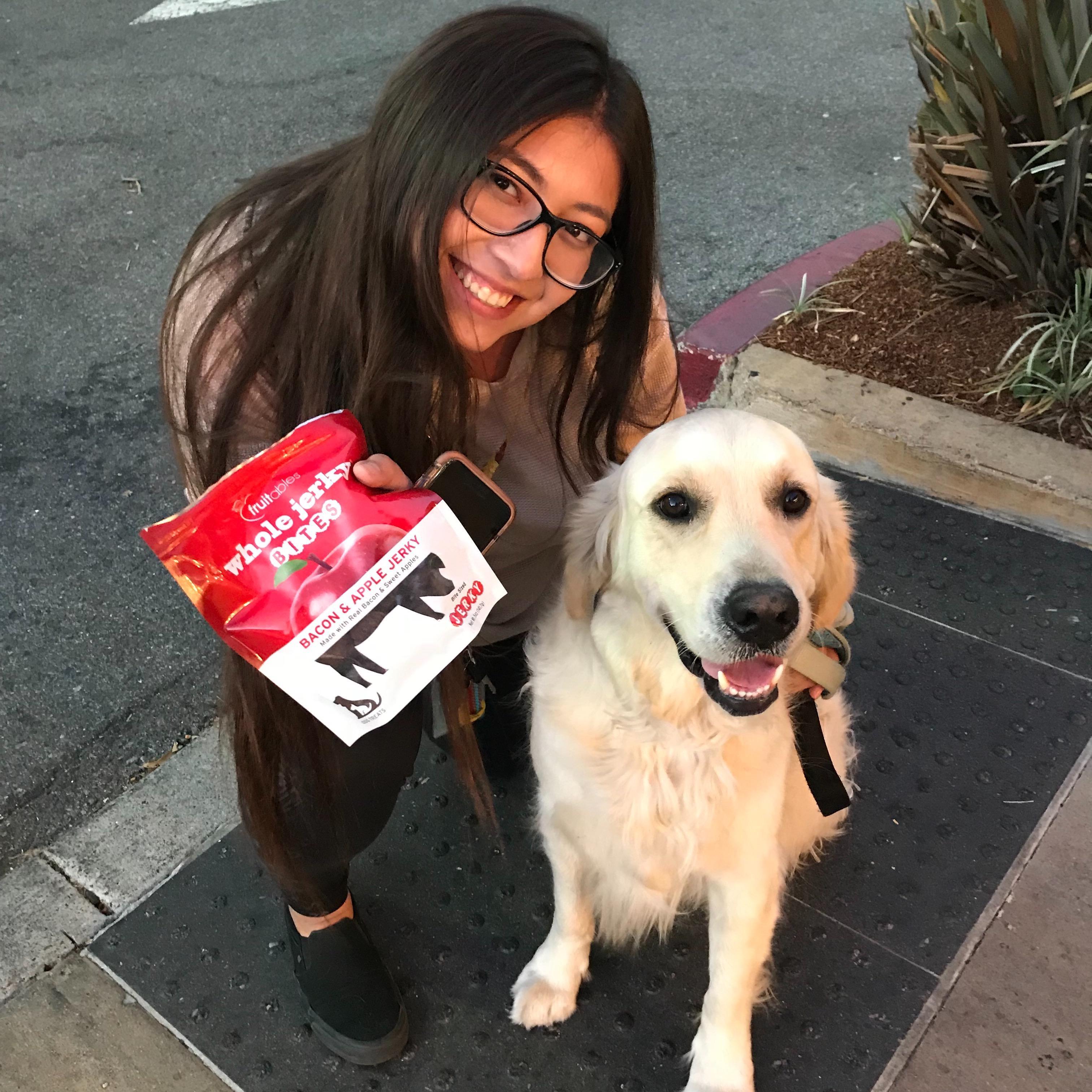 dog walker Jacqy
