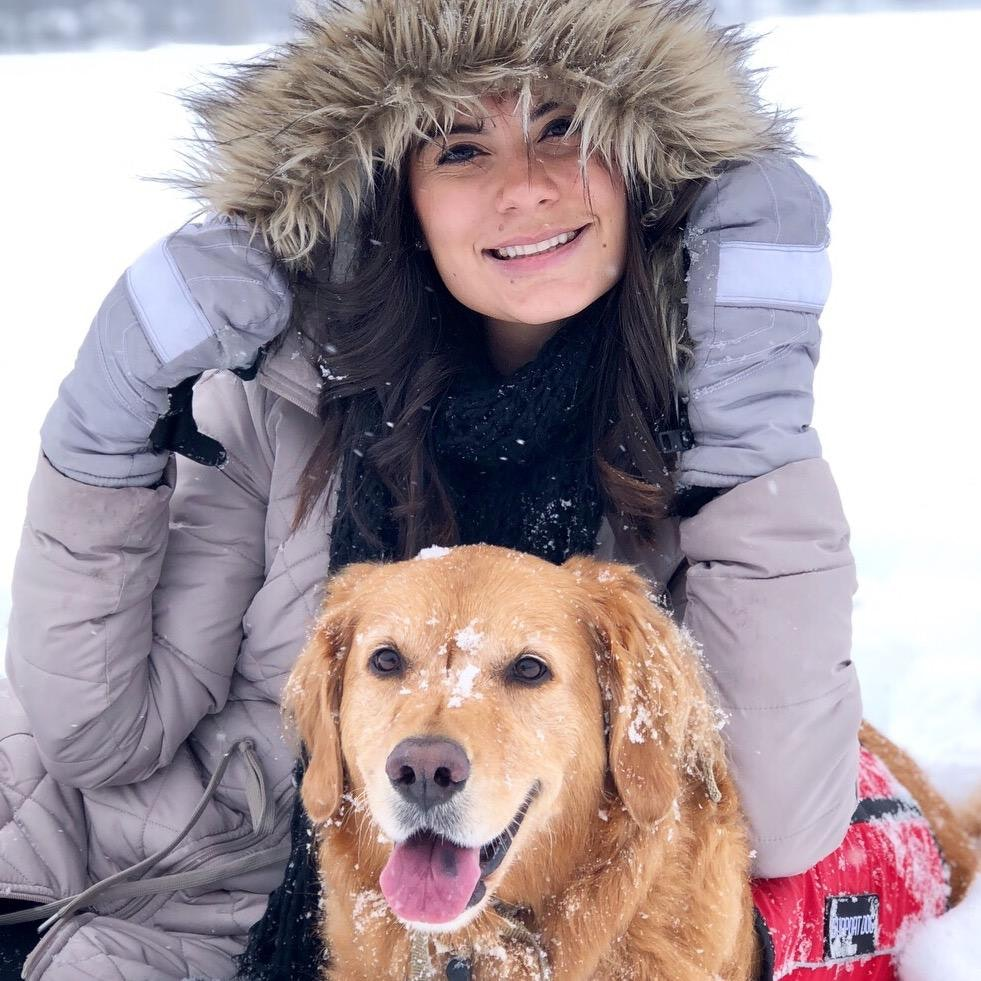 dog walker Elba