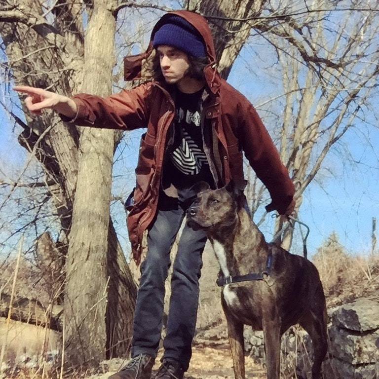 dog walker Anthony
