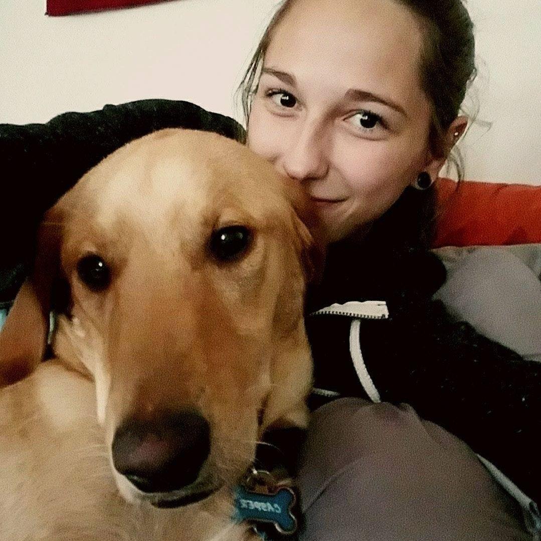 dog walker Kelley