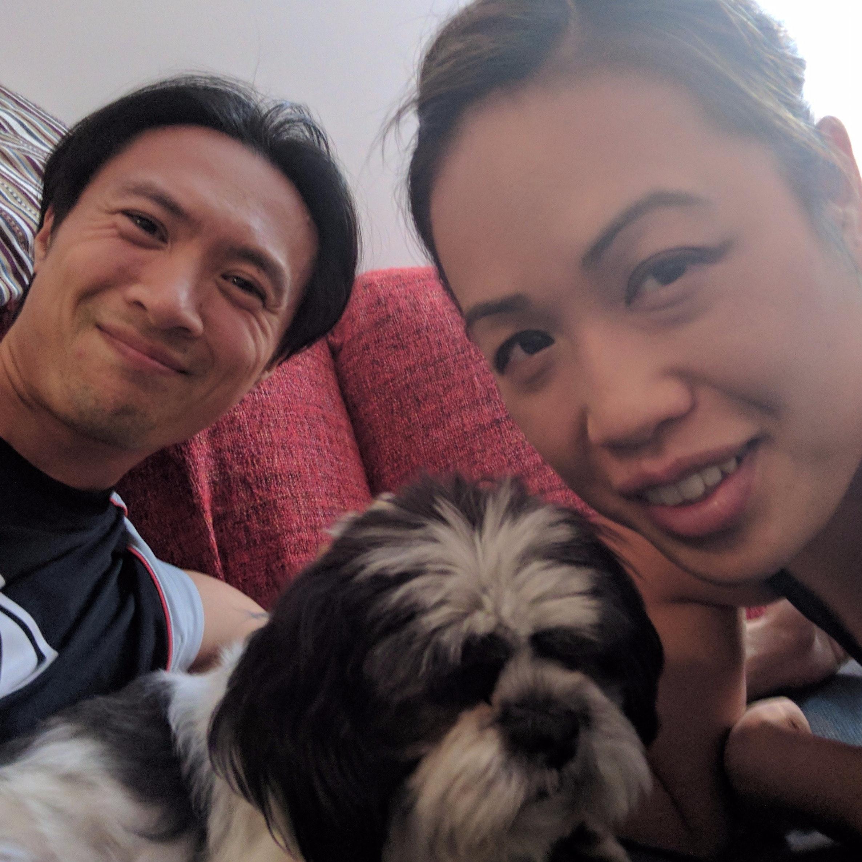 Nick C. & Phuong Anh P.