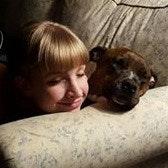 pet sitter Leah