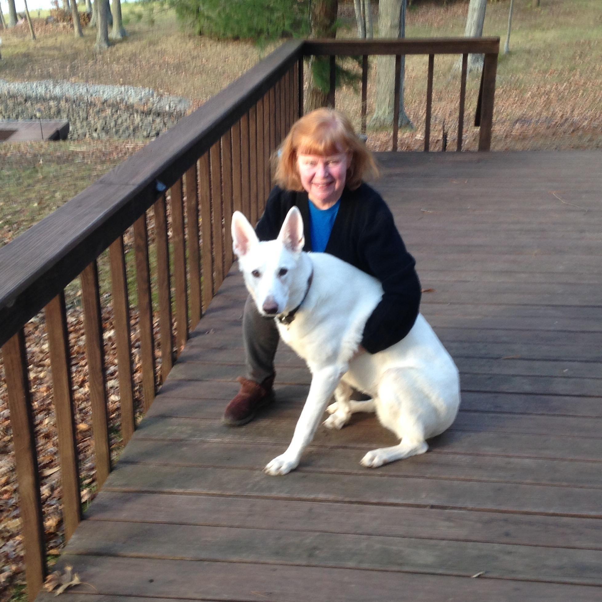 dog walker Maryellen