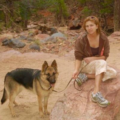 dog walker Belinda