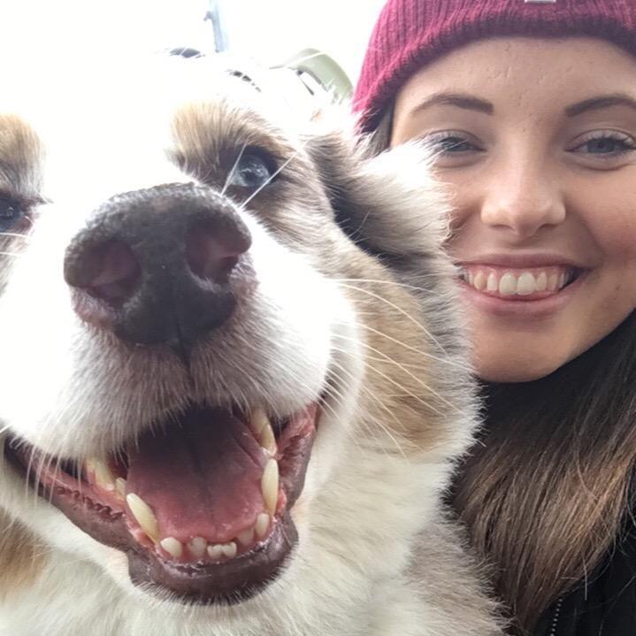dog walker Adri