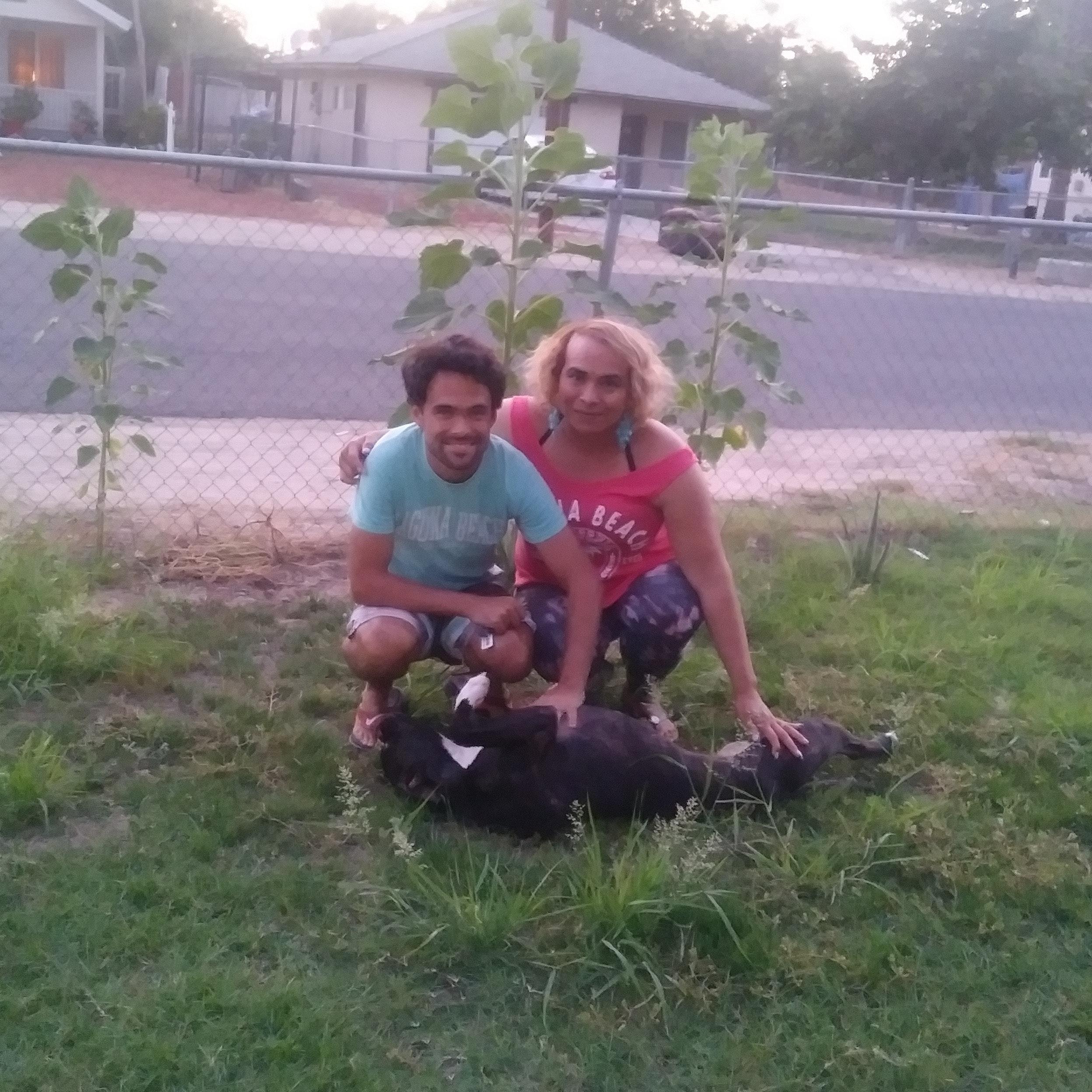 dog walker Thomas & Luis