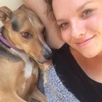 dog walker Kailey