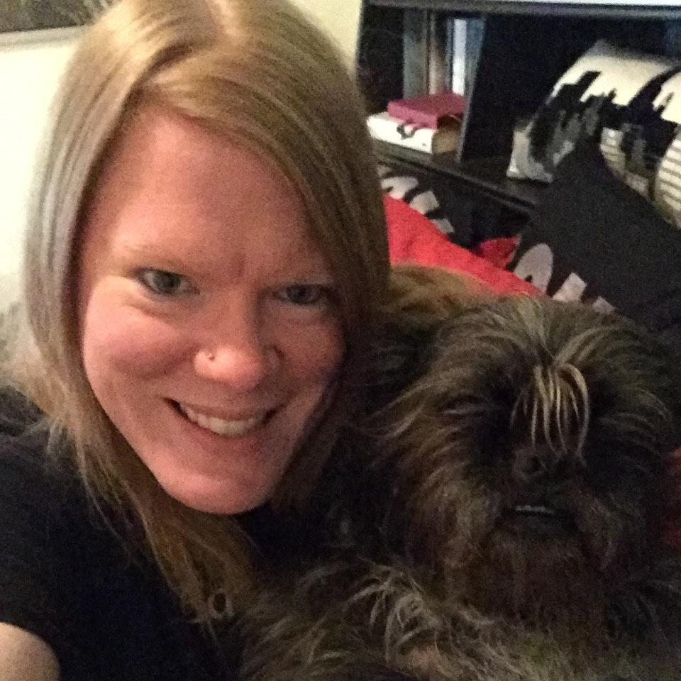 Ashley & Crystal's dog day care