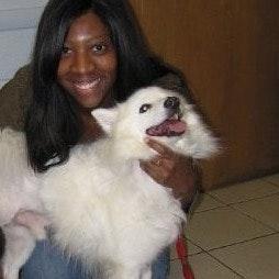 dog walker Nneka