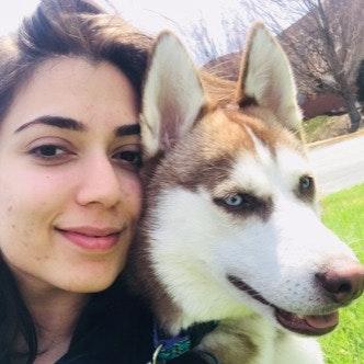Kinza's dog day care