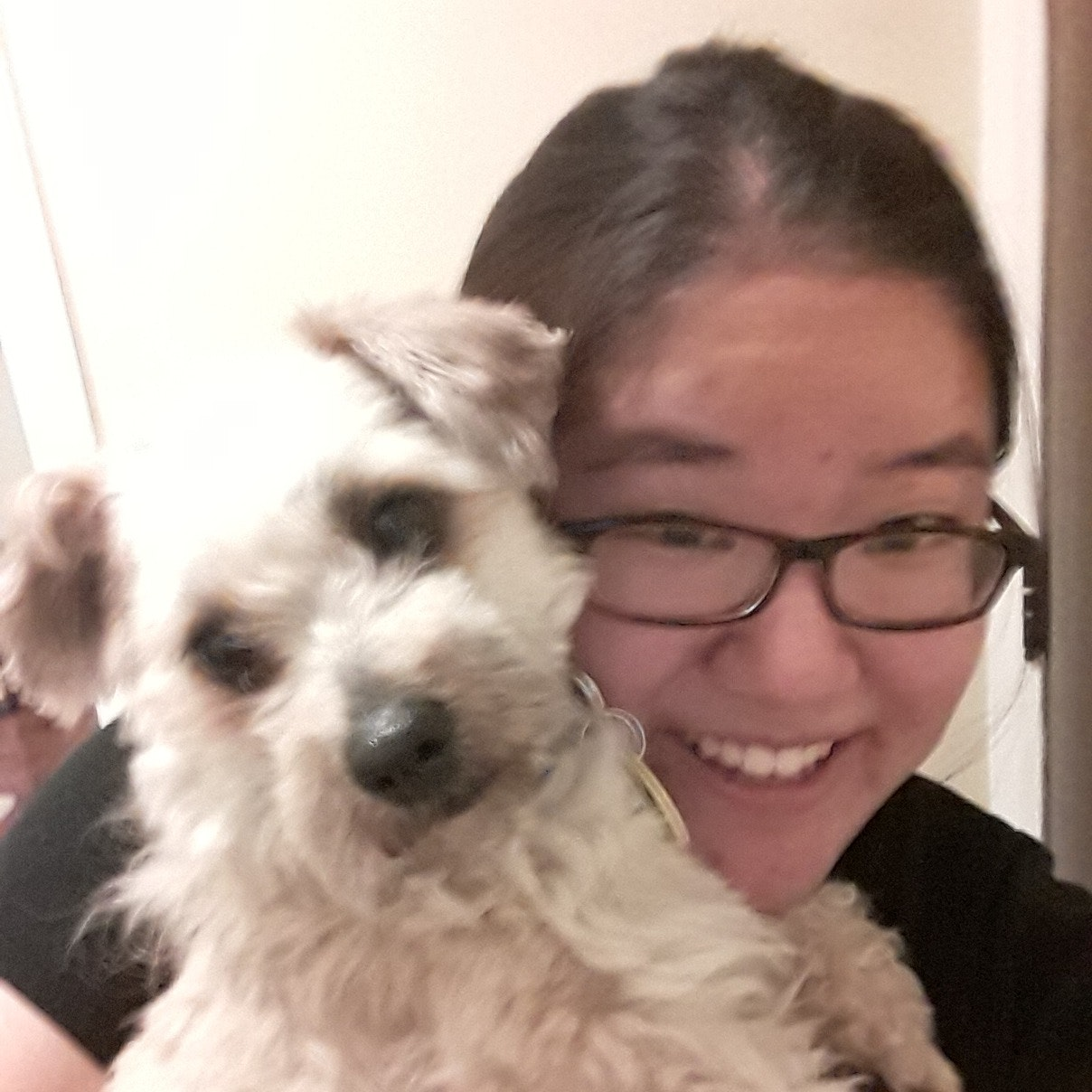 dog walker Jen