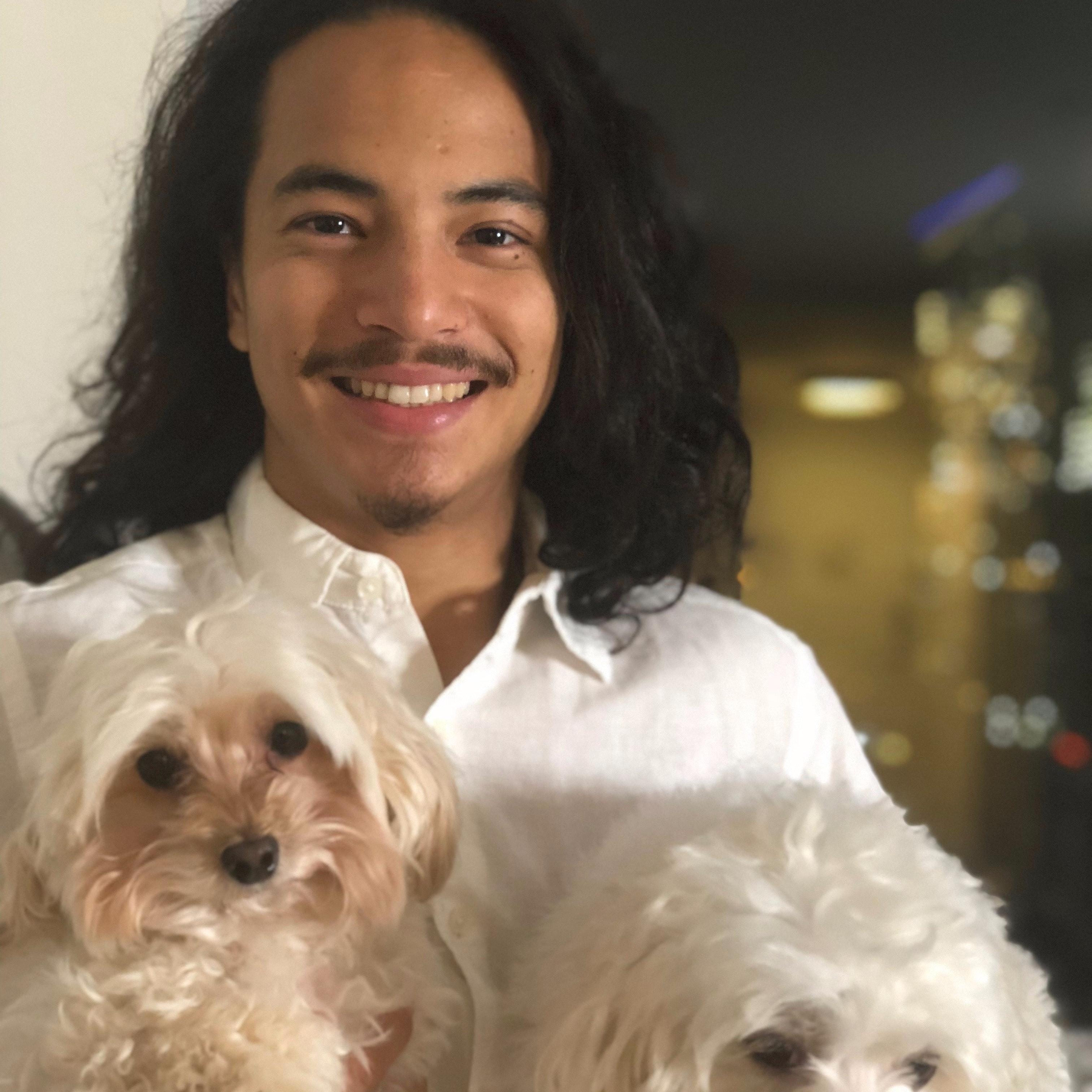 Jin Nathaniel's dog day care