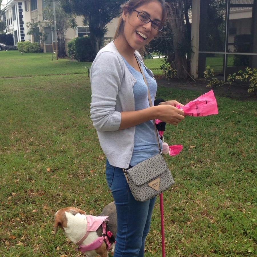 Pamela's dog boarding