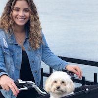 Nohemi's dog boarding