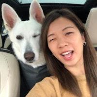 dog walker Janice