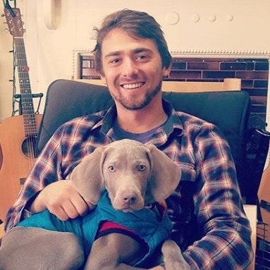 Nicholas & Leah's dog day care
