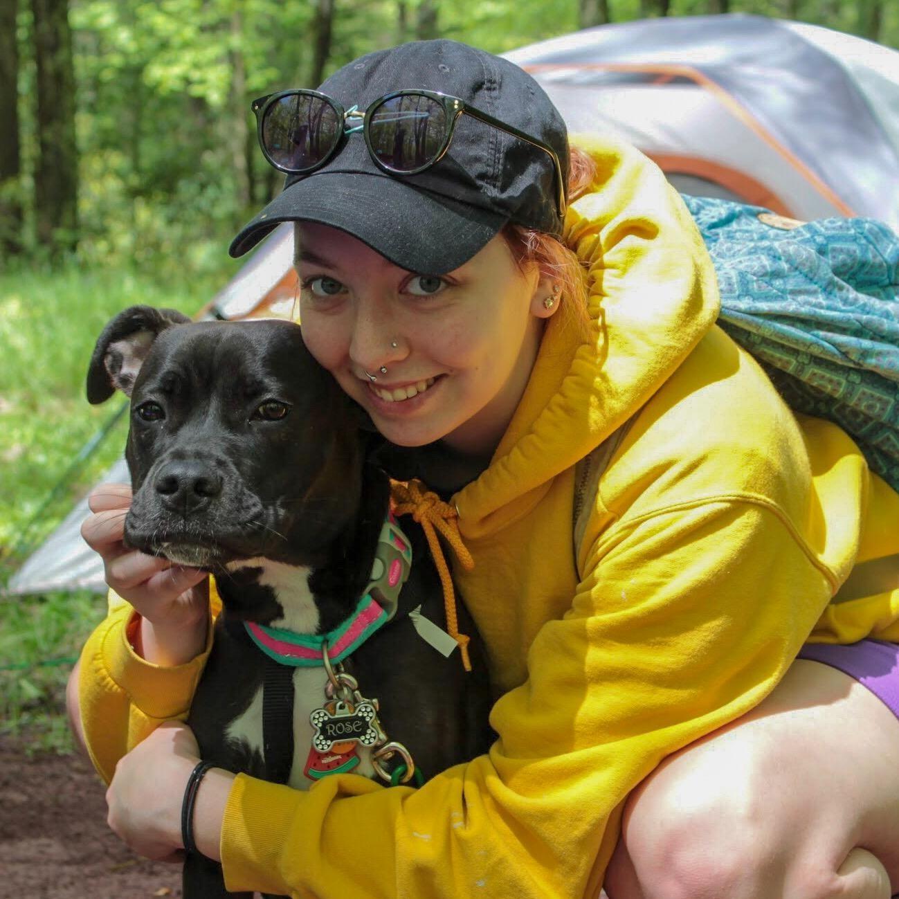 dog walker Kaylyn