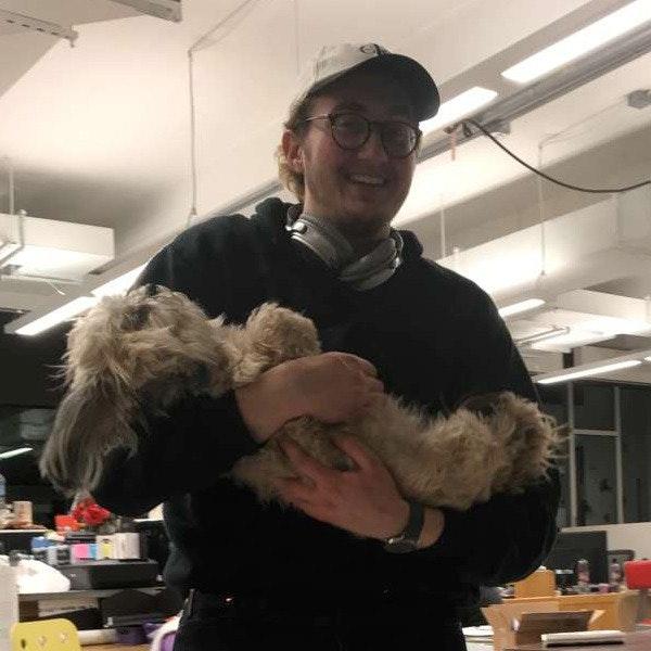 dog walker Parker