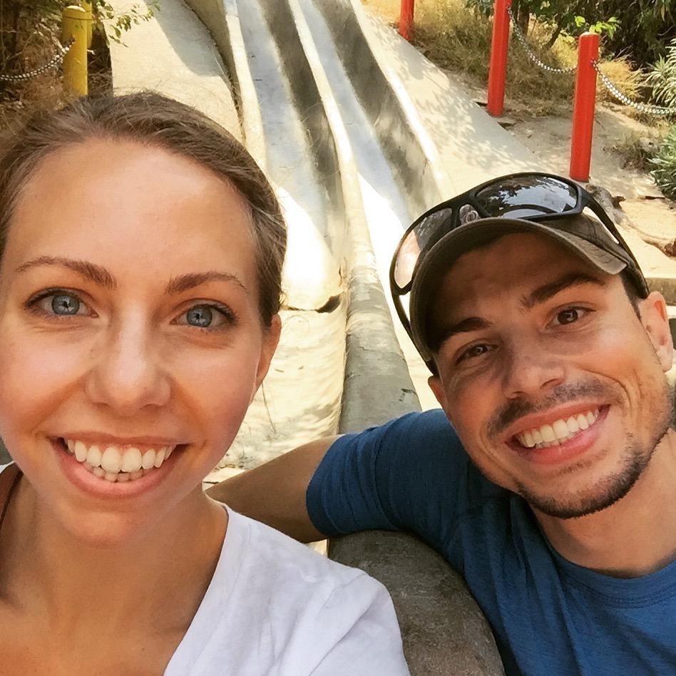 pet sitter Danielle & Steven