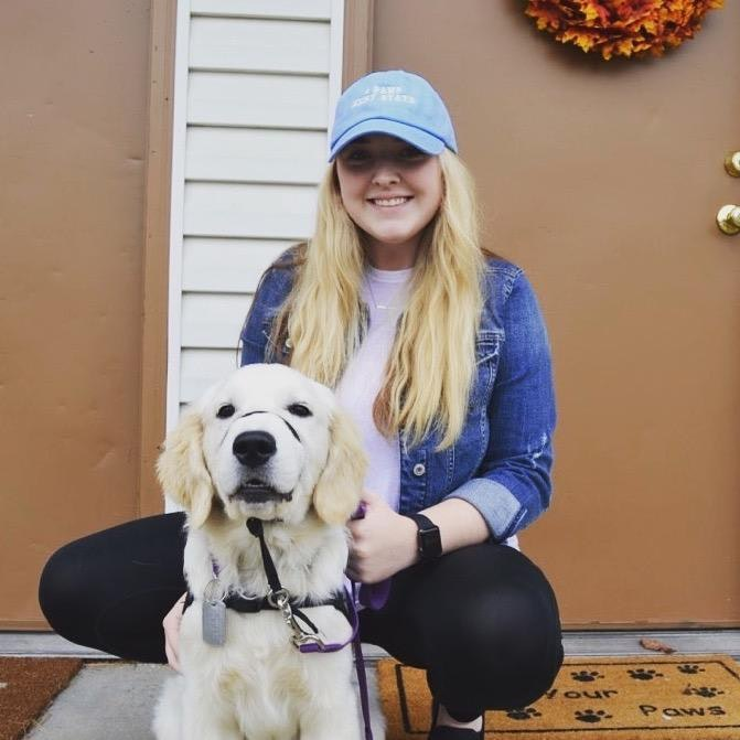 dog walker Ally