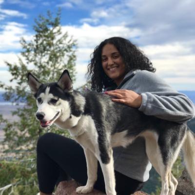 Kiara's dog boarding