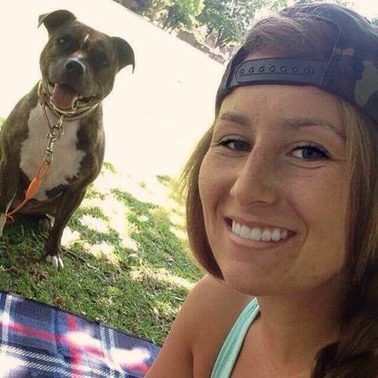 Rebecca's dog boarding