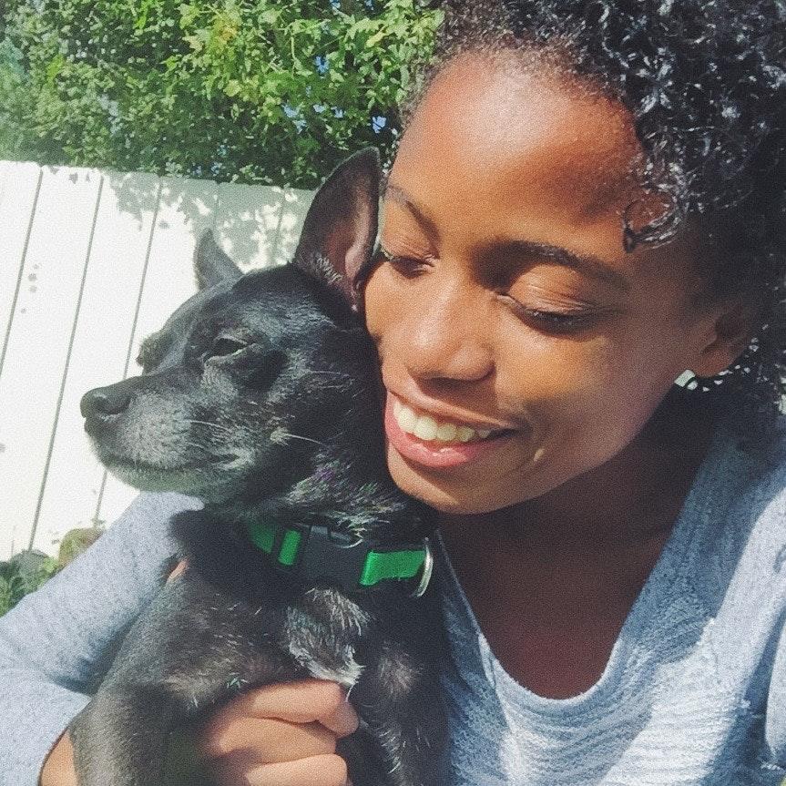 dog walker Naomi