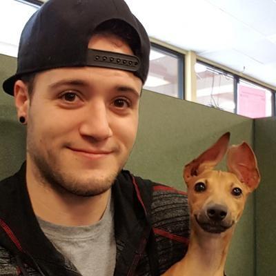 dog walker Connor