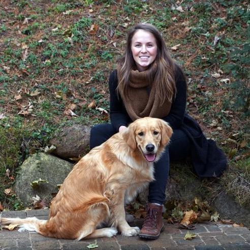 dog walker Tricia