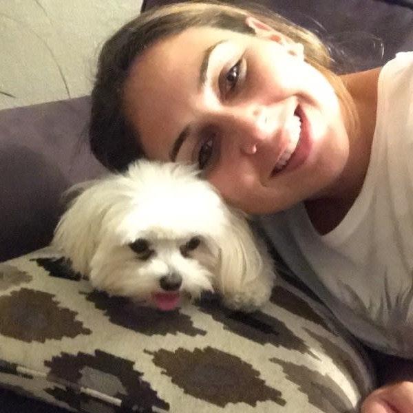 dog walker Jessie