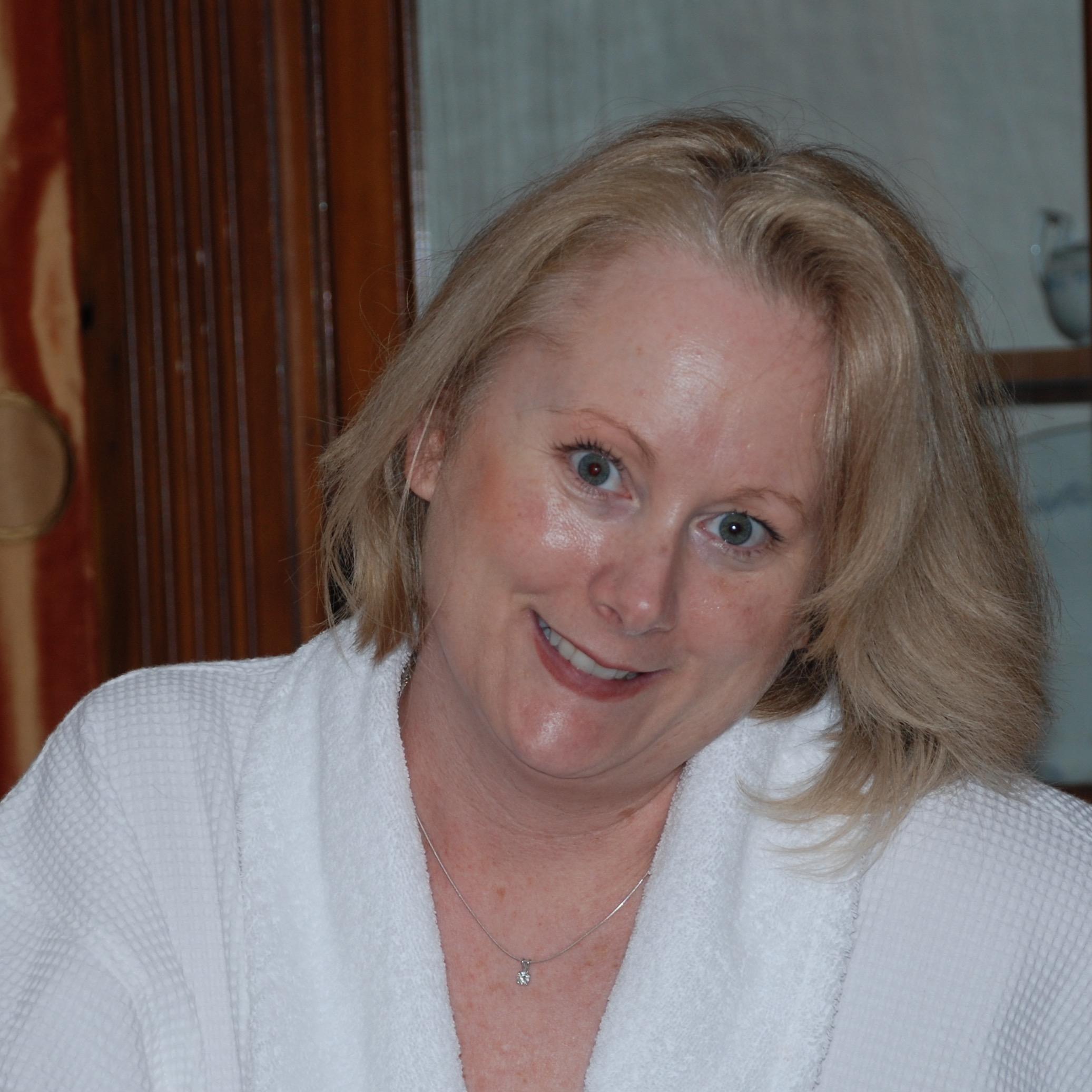 house sitter Maureen