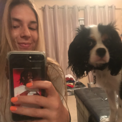 pet sitter Ellie