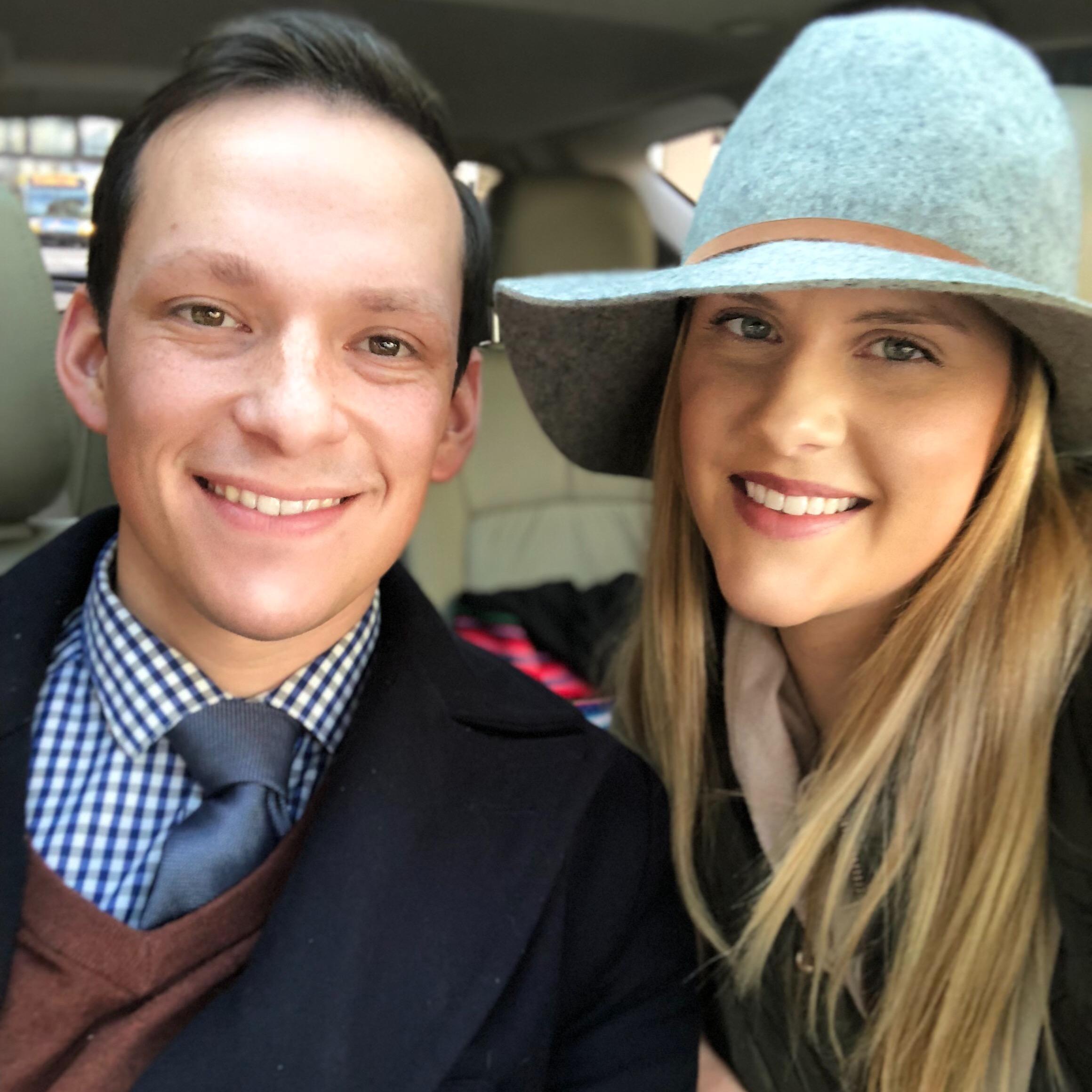 Danny and Lauren C.