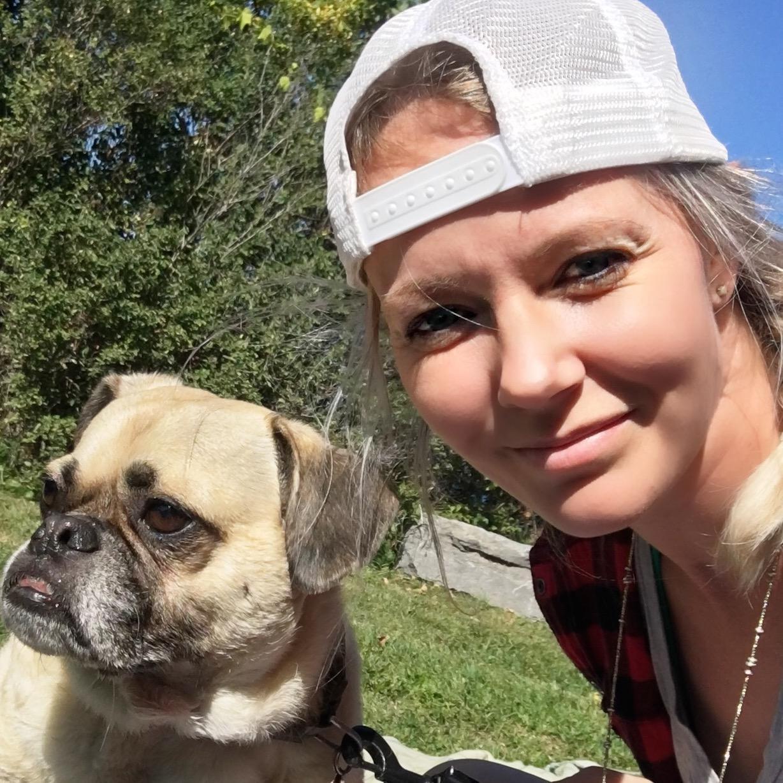 dog walker Stacey