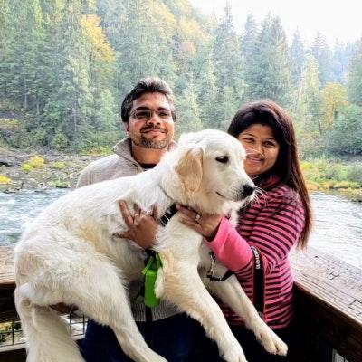 Ram & Sivani's dog boarding