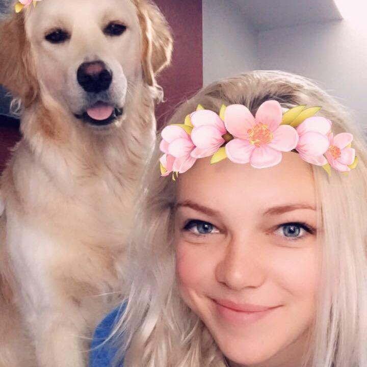Lena's dog boarding