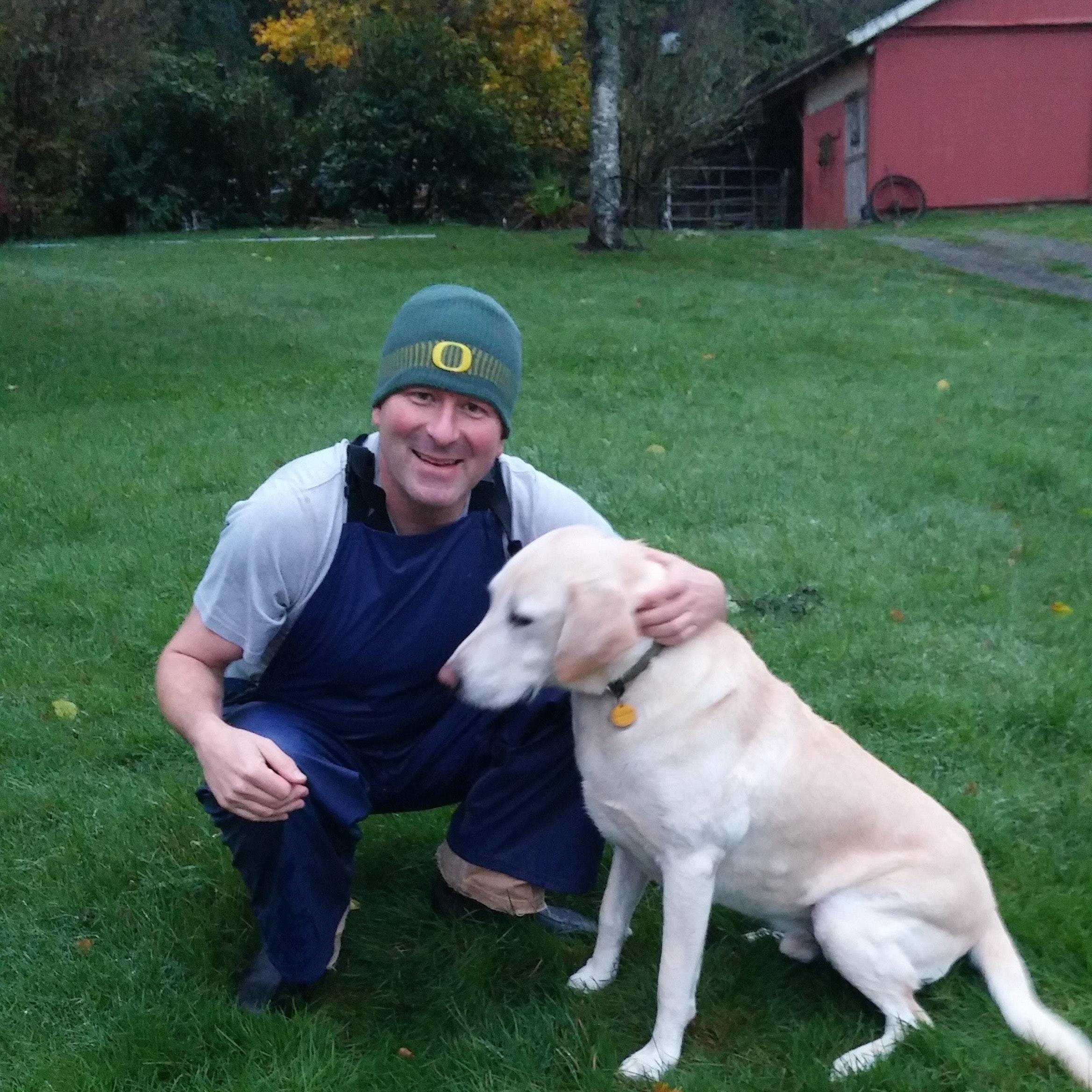 dog walker Fletcher