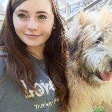 dog walker Kassi