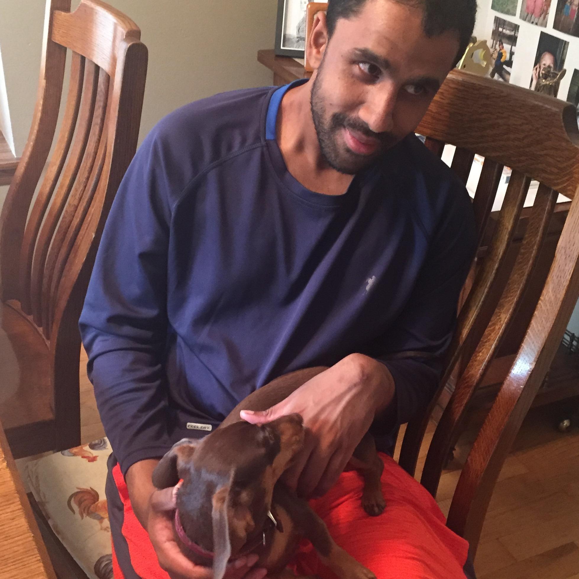house sitter Rajkumar