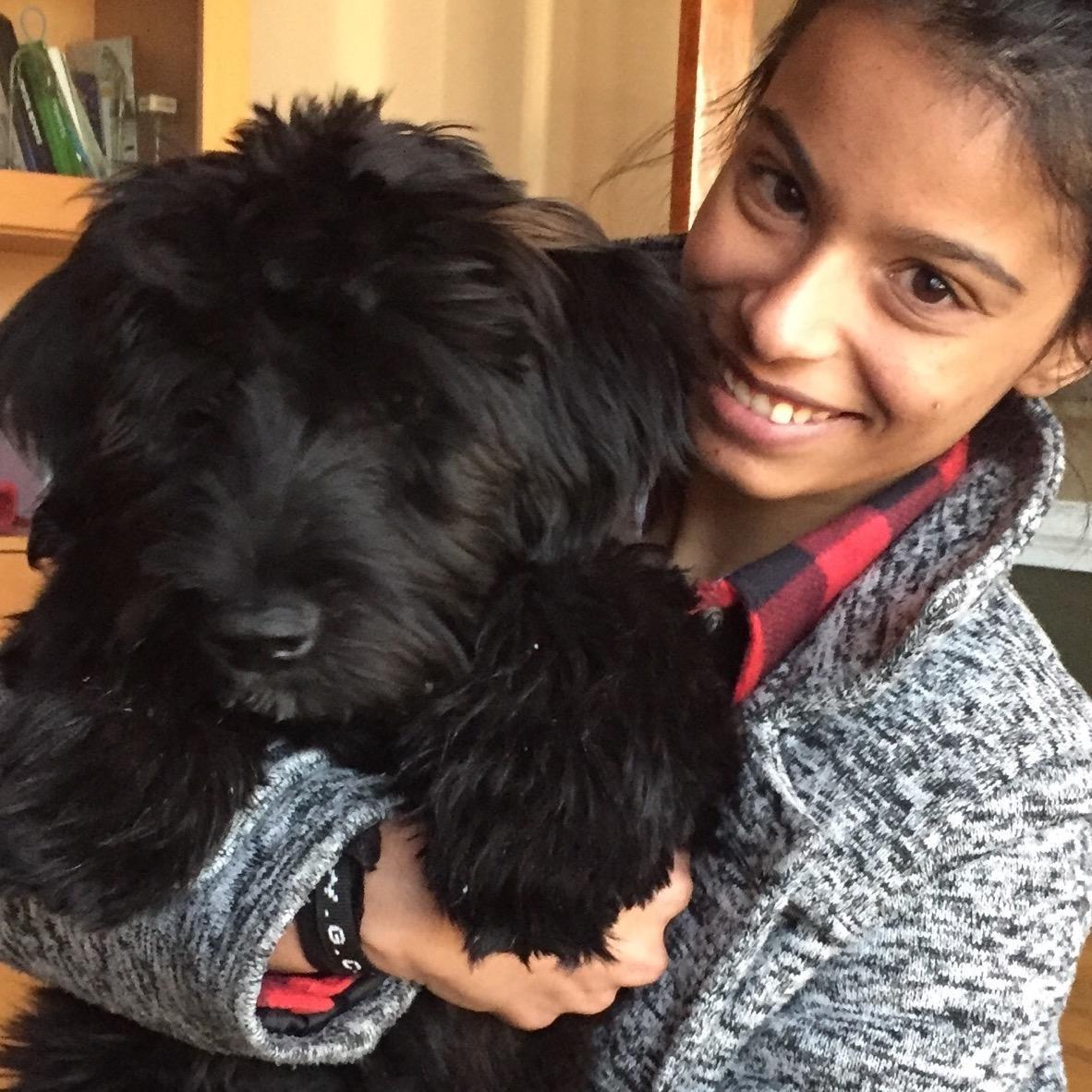 dog walker Mariyana