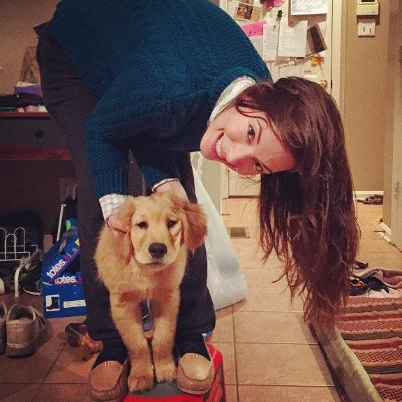 dog walker Jae