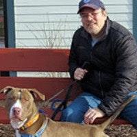 dog walker Don