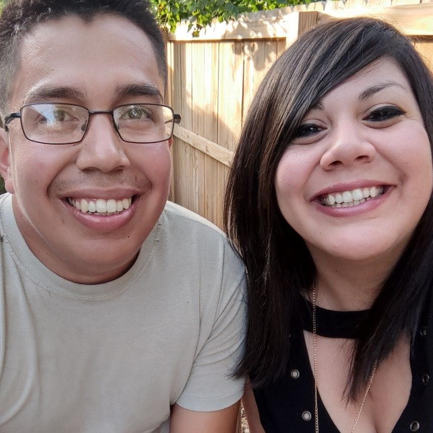 Gabriella & Anthony C.