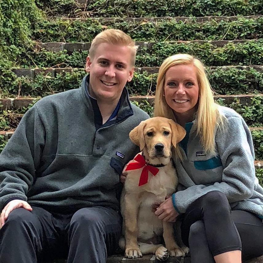 Laura & Matthew's dog boarding