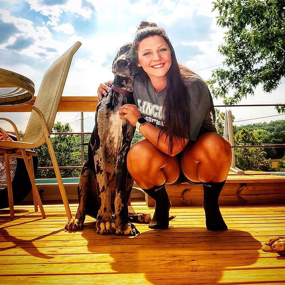 Maci's dog boarding