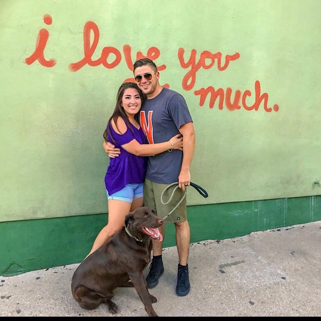 Andrea & Colton's dog day care